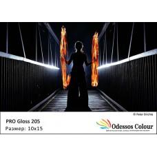 Фотохартия 10x15 PRO GLOSS 205 гр. - 50 листа