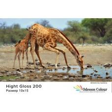Фотохартия 10x15 HIGH GLOSS 200 гр. - 100 листа