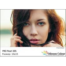Фотохартия 10x15 PRO PEARL 205гр. - 50 листа