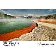 Фотохартия 9x13 PRO GlOSS 240гр. - 100 листа