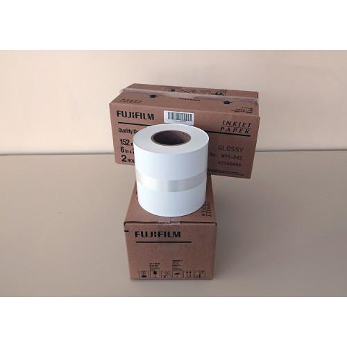 Фотохартия Fujifilm Quality Dry Paper 203мм х 65м