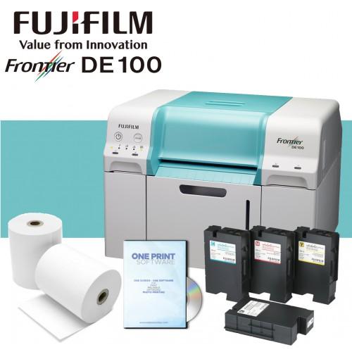 FujiFilm Frontier DE 100 + Odessos One Print Software