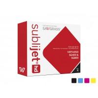 SubliJet-HD сублимационни гел-мастила за SG800