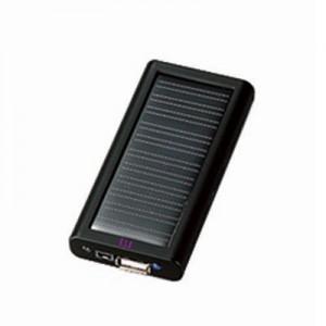 Соларно зарядно за телефон
