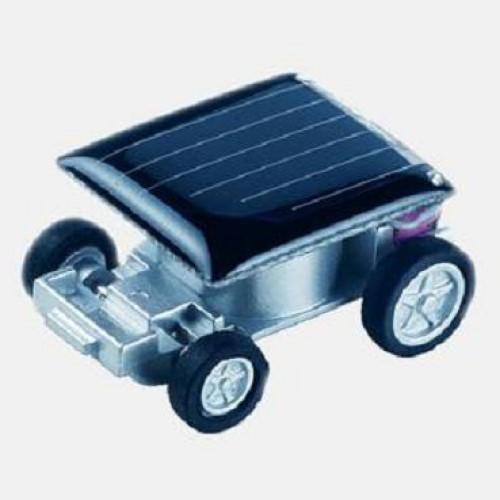Соларна мини-количка