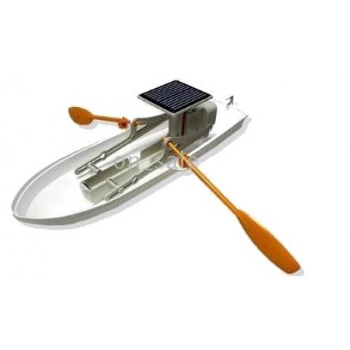 Соларна лодка